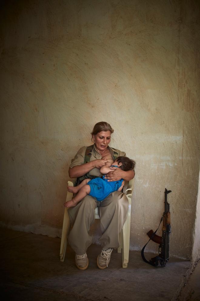 The revenge of Yezidis women